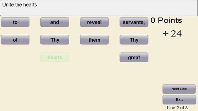 Bahai Study Tool apk screenshot