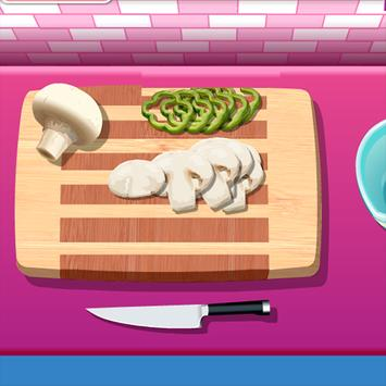 Cooking Game Crazy chef screenshot 3