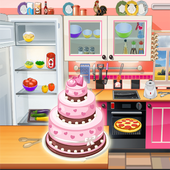 Cooking french Cakes : Cooking Games icon
