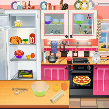 Cooking french Cakes : Cooking Games screenshot 1