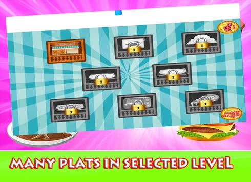 Cooking french Cakes : Cooking Games screenshot 2