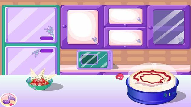 strawberry cooking games maker apk screenshot