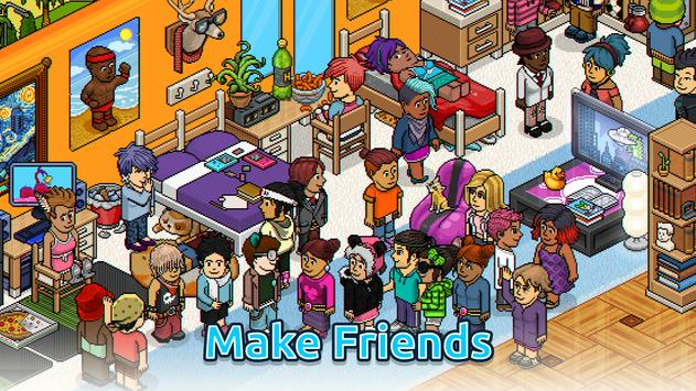 Habbo - Virtual World apk screenshot