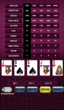 Super Deluxe Video Poker screenshot 16
