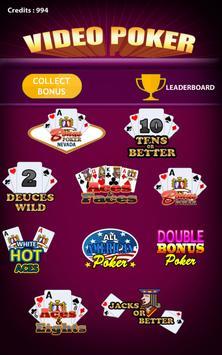 Super Deluxe Video Poker screenshot 7
