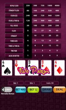 Super Deluxe Video Poker screenshot 4