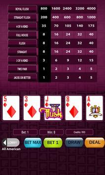 Super Deluxe Video Poker screenshot 5