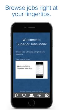 Superior Jobs India poster