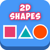 2D Shapes icon