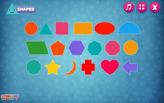 2D Shapes apk screenshot