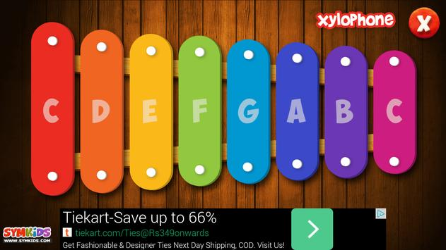 Xylophone poster