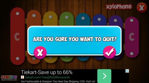 Xylophone apk screenshot