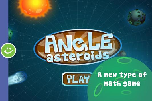 Angle Asteroids - SylvanPlay™ poster