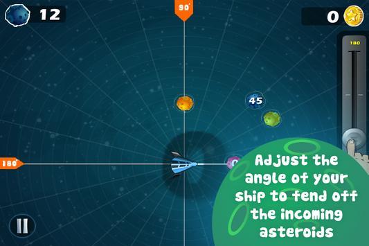 Angle Asteroids - SylvanPlay™ apk screenshot