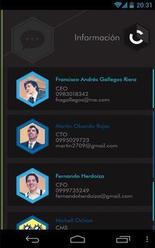 Infinity App screenshot 1