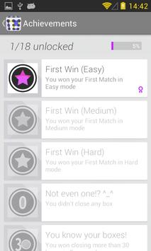Free Dots and Boxes  - Squares  - Link Dots apk screenshot