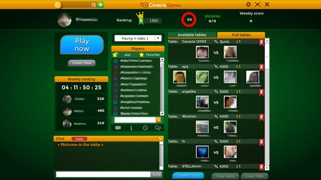 Canasta apk screenshot