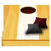 Cornhole icon