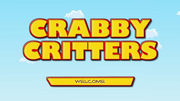 Crabby Critters poster