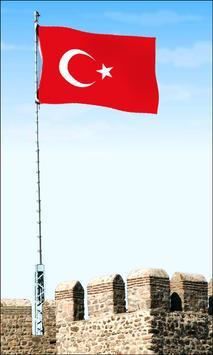 Türk Bayrağı poster