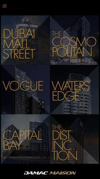 DAMAC Hotels & Resorts poster