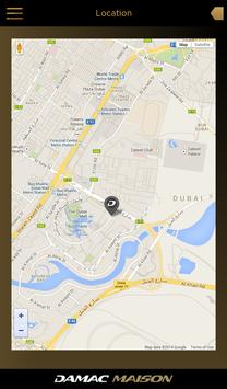DAMAC Hotels & Resorts apk screenshot