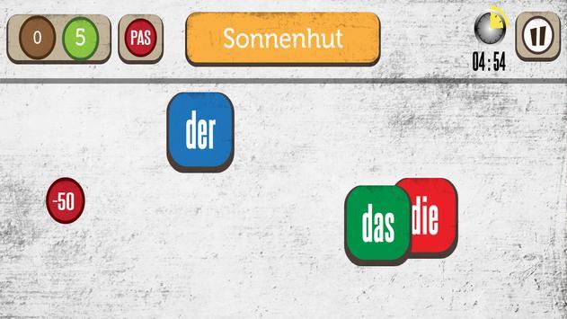 Der Die Das screenshot 6