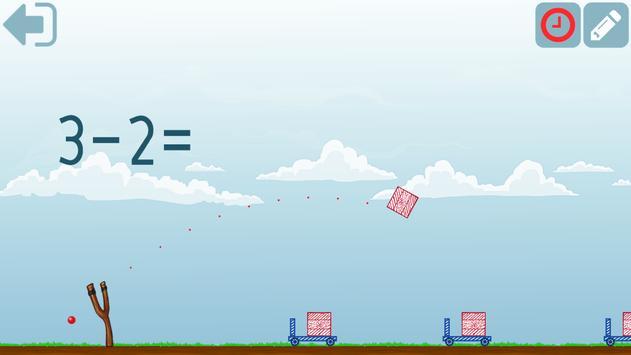 First grade Math - Subtraction screenshot 1