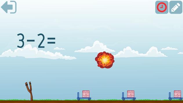 First grade Math - Subtraction screenshot 2
