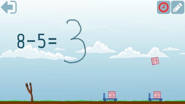 First grade Math - Subtraction screenshot 6