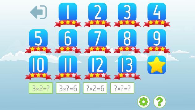 Fourth grade Math - Multiplication screenshot 5