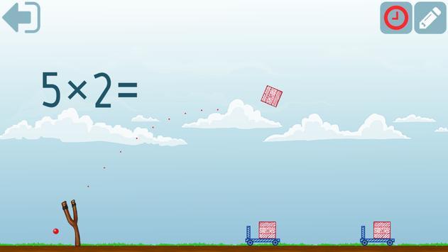 Fourth grade Math - Multiplication screenshot 7
