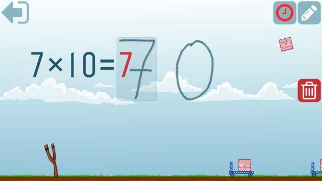 Fourth grade Math - Multiplication poster