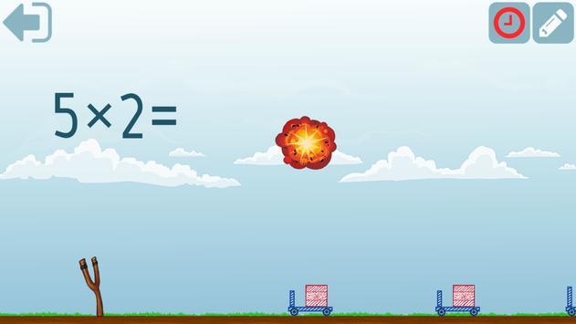 Fourth grade Math - Multiplication screenshot 2