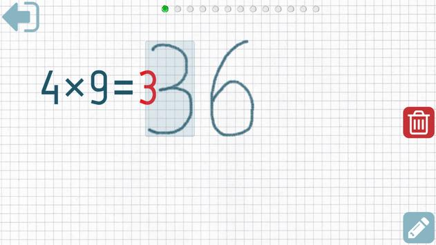 Second grade Math - Multiplication and Division screenshot 17