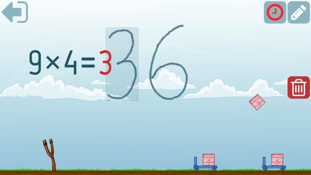 Second grade Math - Multiplication and Division screenshot 8