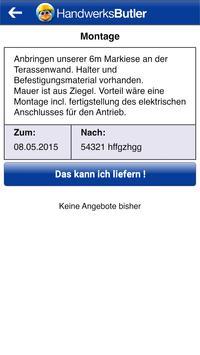 DeineButler apk screenshot