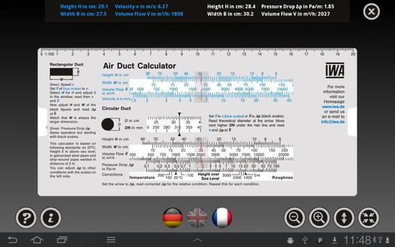 Air Duct Calculator 1 0 1 (Android) - Download APK