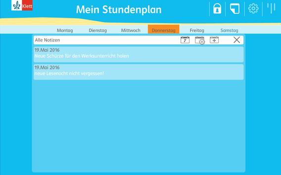Der Piri - Stundenplan screenshot 2