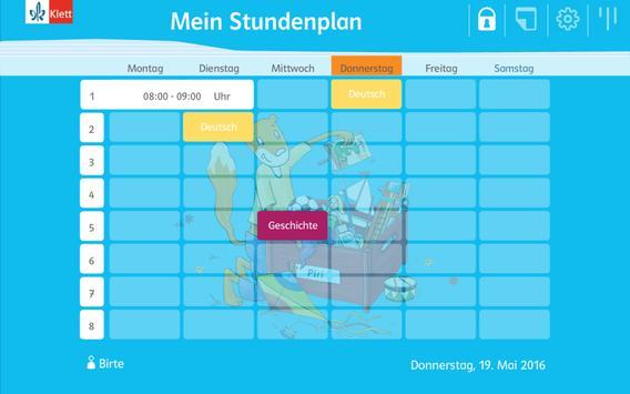 Der Piri - Stundenplan screenshot 5