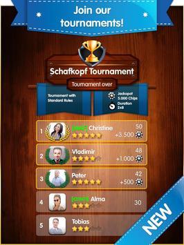 Schafkopf (Free, no Ads) apk screenshot