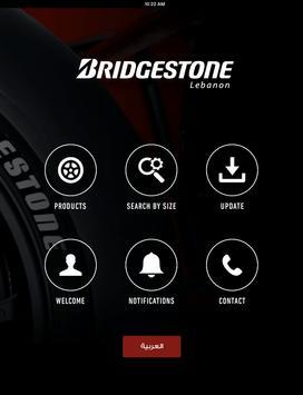 Bridgestone Dealers in Lebanon apk screenshot