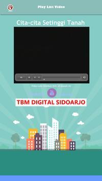 TBM Digital Sidoarjo apk screenshot