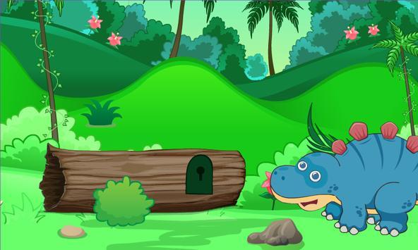 Escape game : Hungry Dinosaur apk screenshot
