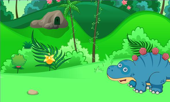 Escape game : Hungry Dinosaur apk screenshot