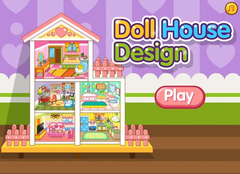 Doll House Decoration poster