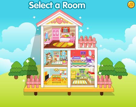 Doll House Decoration screenshot 11
