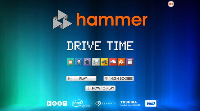 Hammer - Drive Time poster