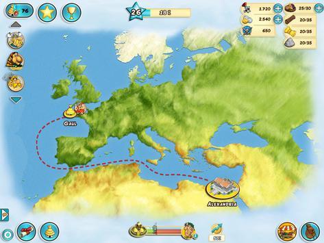 Asterix and Friends apk screenshot