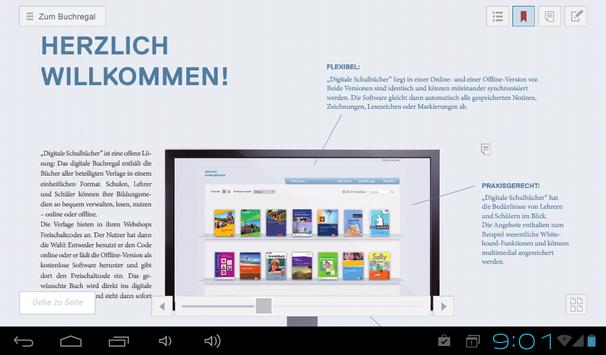 Digitale Schulbücher screenshot 1